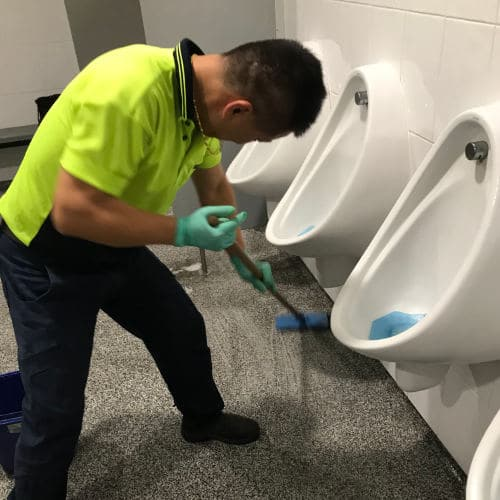 Amenities Commercial Cleaning and Facilities Maintenance
