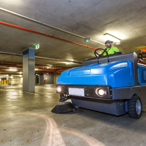 Car park cleaning Commercial Cleaning and Facilities Maintenance
