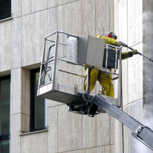 Exterior Cleaning Commercial Cleaning and Facilities Maintenance