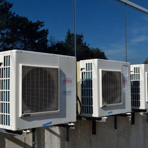 HVAC Commercial Commercial Cleaning and Facilities Maintenance