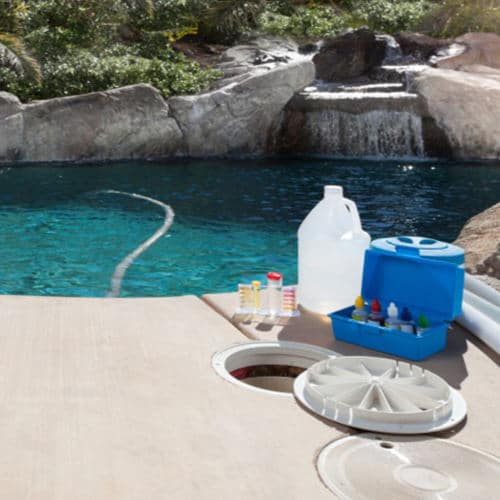 Pool Maintenance Commercial Cleaning and Facilities Maintenance