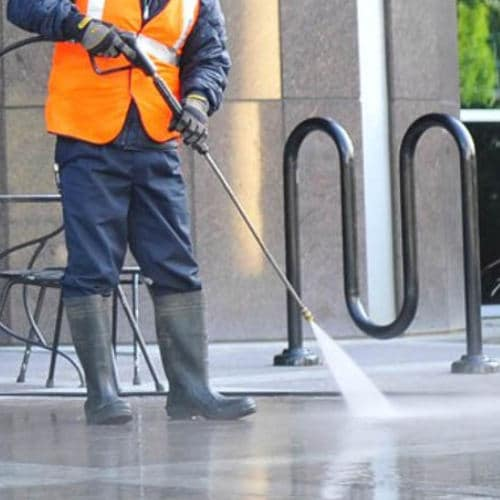 Pressure Washing Commercial Cleaning and Facilities Maintenance