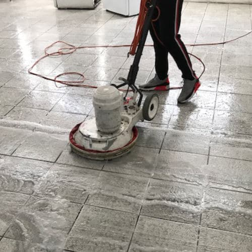 Tile and Grout Commercial Cleaning and Facilities Maintenance